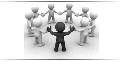 تنمية العلاقات الإجتماعية