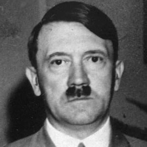 Hitler Late