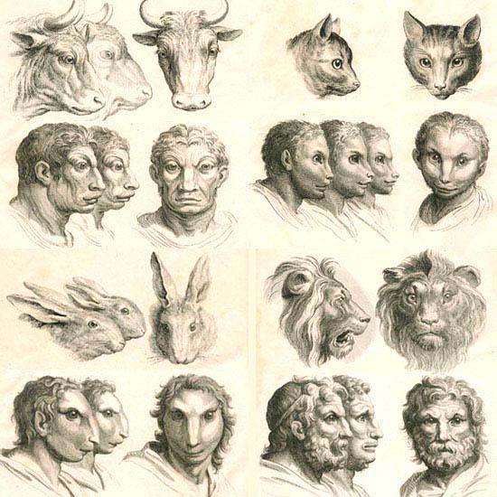 مجموعة من رسومات لوبرون
