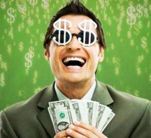 ملامح الثراء في الوجه